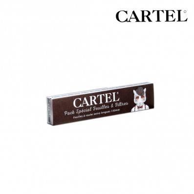 CARTEL FEUILLES EXTRA LONGUES + TIPS