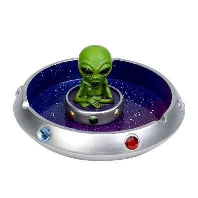CENDRIER UFO PILOT