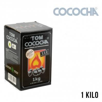 CHARBON COCOCHA NATUREL SILVER