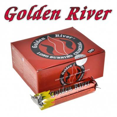 CHARBON GOLDEN RIVER X10
