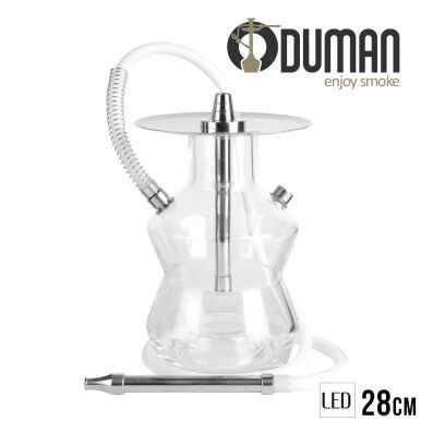 CHICHA ODUMAN N3 VERRE TRANSPARENT