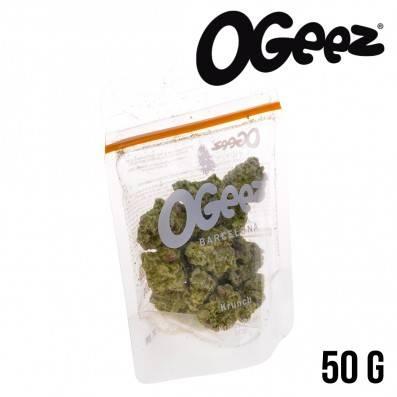 CHOCOLAT OGEEZ KRISPY PEARL SACHET 50G