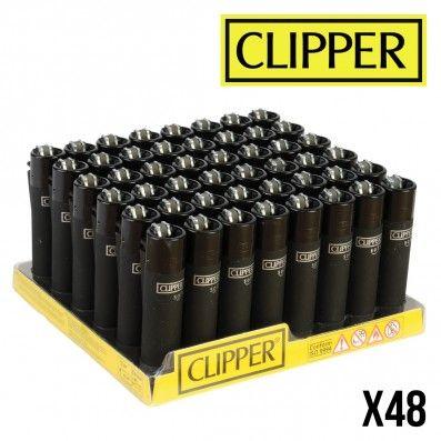 CLIPPER ALL BLACK SOFT X48