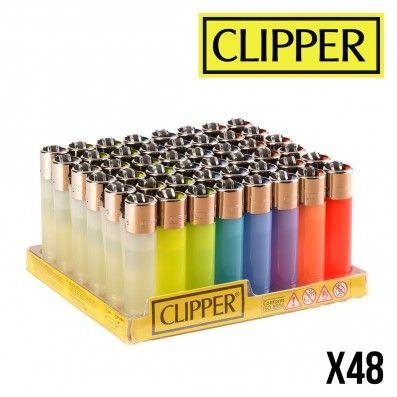 CLIPPER COLOR TRANSPARENT X48
