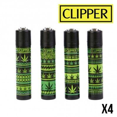 CLIPPER LEAF STRIPS X4