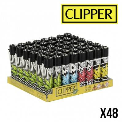 CLIPPER BROKEN LEAF X48