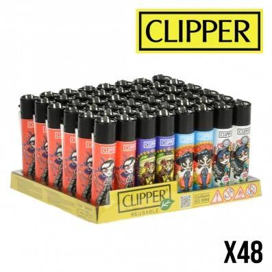 CLIPPER CATRINAS MAYA X48