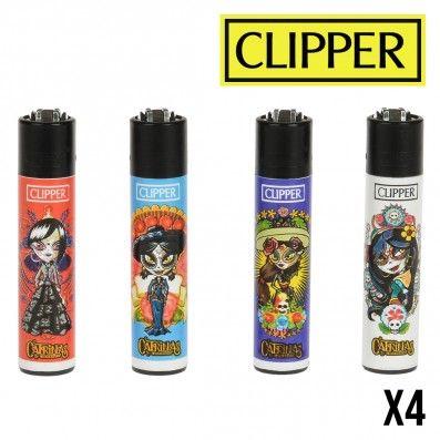 CLIPPER CATRINAS MAYA X4
