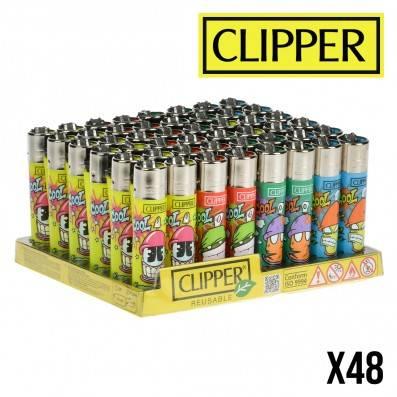 CLIPPER COOL SPRAY X48