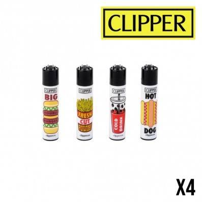 CLIPPER FAST FOOD X4