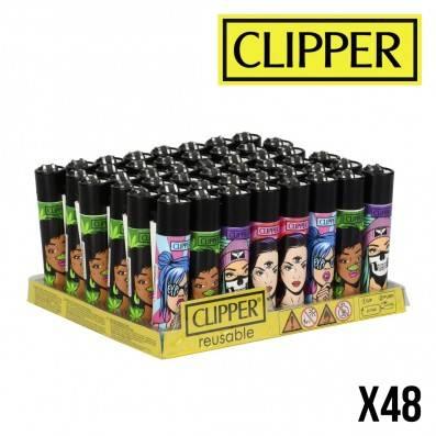 CLIPPER GIRLZ X48