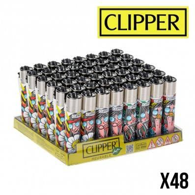 CLIPPER HIPPIE MAN X48