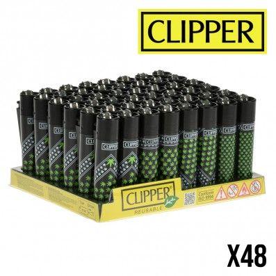 CLIPPER LEAF BANDANAS X48