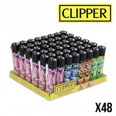CLIPPER LEAF SHROOMS 7 X48
