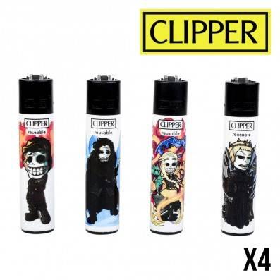 CLIPPER MEDIEVAL X4