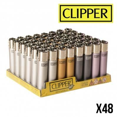 CLIPPER METALLIC IV X48