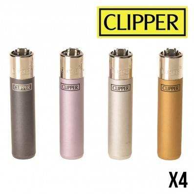 CLIPPER METALLIC IV X4