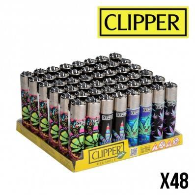 CLIPPER PICTURE LEAF 4 X48