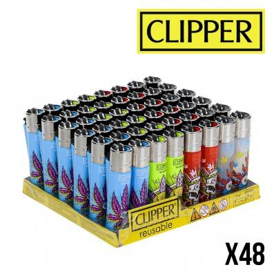 CLIPPER PSYCHO LEAVES X48