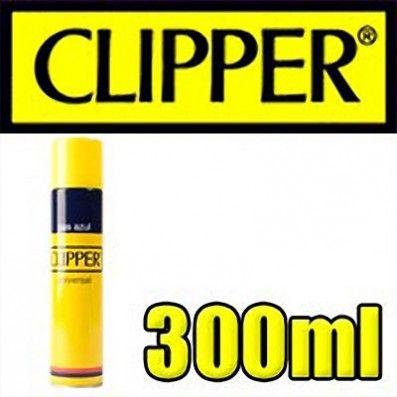 RECHARGE GAZ CLIPPER 300ML
