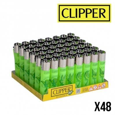 CLIPPER SIGN LEAF X48