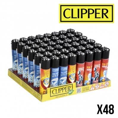 CLIPPER SOVIET X48