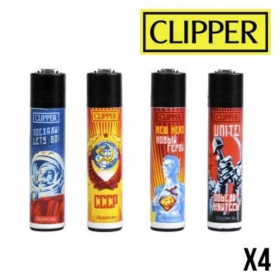 CLIPPER SOVIET X4
