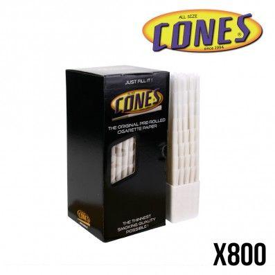 CONE KING SIZE DE LUXE PAR 800