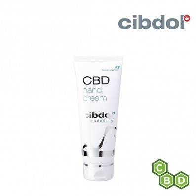 CREME CBD POUR LES MAINS CIBDOL 75 ML