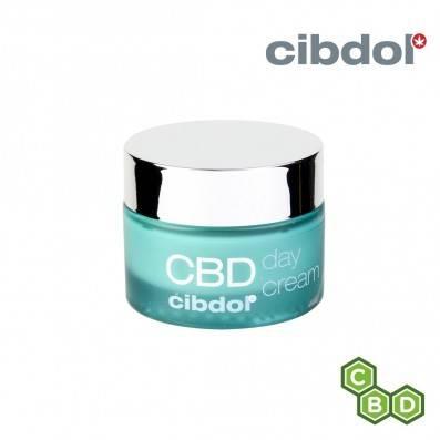 CREME DE JOUR CBD CIBDOL 50 ML