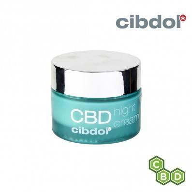 CREME DE NUIT CBD CIBDOL 50 ML
