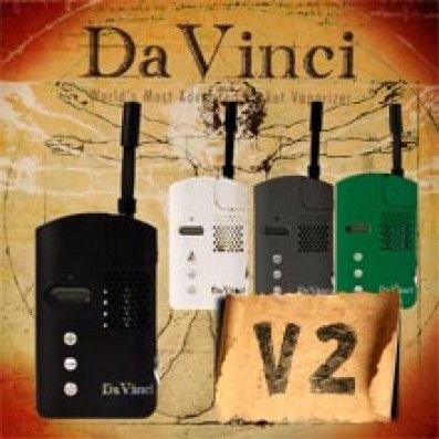 VAPORISATEUR DA VINCI V2