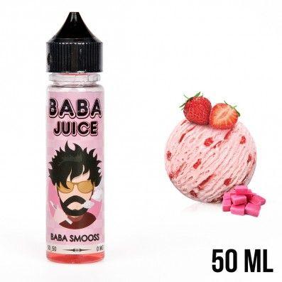 E-LIQUIDE BABA SMOOSS 50ML
