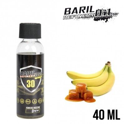 E-LIQUIDE BARIL OIL 30 40ML