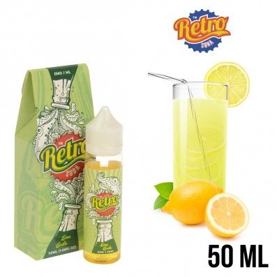 E-LIQUIDE RETRO SODA LIME