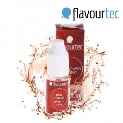E-LIQUIDE FLAVOURTEC RED POWER