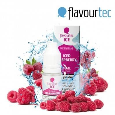 E-LIQUIDE FLAVOURTEC ICE FRAMBOISE