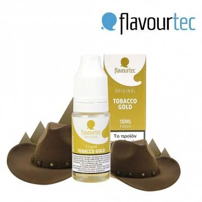 E-LIQUIDE FLAVOURTEC TOBACCO GOLD