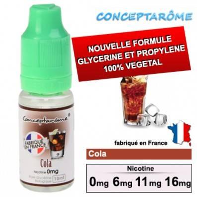 E-LIQUIDE CONCEPTAROME COLA
