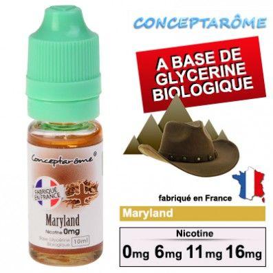 E-LIQUIDE CONCEPTAROME MARYLAND