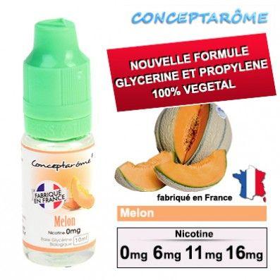 E-LIQUIDE CONCEPTAROME MELON