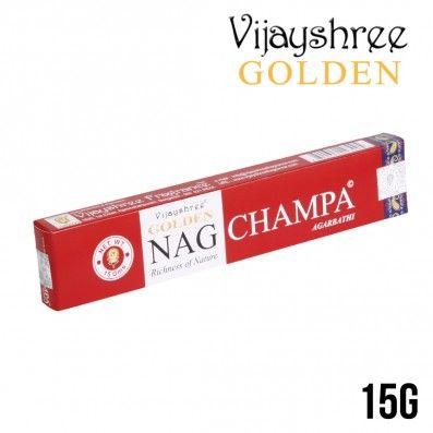 ENCENS NAG CHAMPA GOLDEN 15G