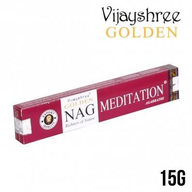 ENCENS GOLDEN NAG MEDITATION 15G