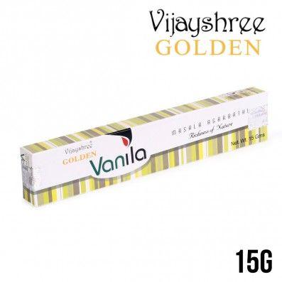 ENCENS GOLDEN VIJAYSHREE VANILLA 15G