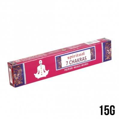 ENCENS SRI DURGA SPIRITUAL 7 CHAKRAS 15G