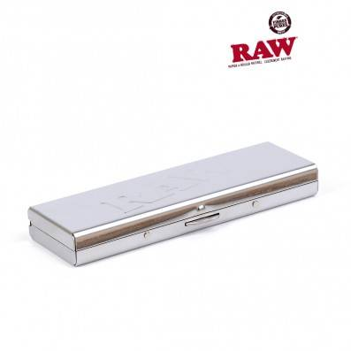 ETUI PLAT RAW METAL SLIM