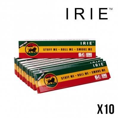 FEUILLE A ROULER IRIE X10
