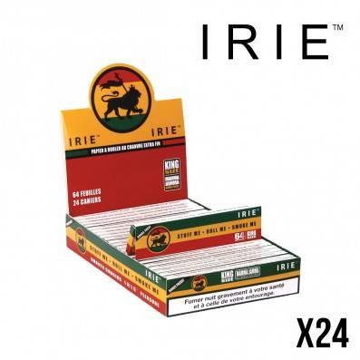 FEUILLE A ROULER IRIE X24