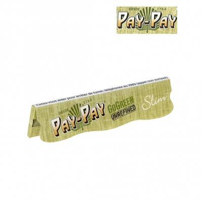 FEUILLES A ROULER PAY PAY GO GREEN