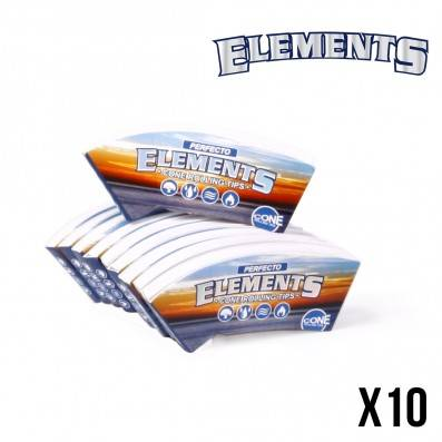 FILTRES ELEMENTS CONE TIPS PERFECTO X10